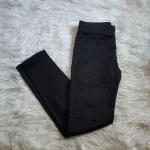 LIKE NEW: High Waist Black, SOHO Jeggings